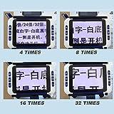 3,5-Zoll-tragbare digitale Videolupe mit 32-fachem Zoom und elektronischer Lesehilfe Videolupe im...