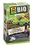 COMPO BIO Hochbeet Langzeit-Dünger für Gemüse, Obst, Kräuter und andere Hochbeet-Pflanzen, 5...