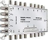 SCHWAIGER -5224- Multischalter 5 - 16 / Verteilt 1 SAT-Signal auf 16...