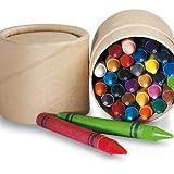 Sparset mit 10 Sets Wachsmalkreide mit je 30 Stiften in Kartonbox Party Mitgebsel EN71 zertifiziert...