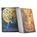 Die Gute Tarot, Englische Version Gibstination Fate Oracle Deck Board Games Tarotkarten Für...