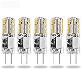 12V G4 LED Glühbirnen Warmweiß 3000K AC/DC 2W / 20W Halogen G4 Kapselbirnen Ersatz-Bi-Pin-Basis...