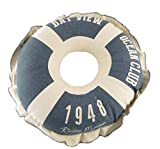 osters muschel-sammler-shop Rettungsring ┼ Kissen Stromboli 40cm ┼ Rivera Maison ║ Sofa,...