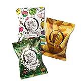 einhorn Kondome - 21 Stück - Monatsration - 3 Überraschungsdesigns + Extras - Vegan, Hormonfrei,...