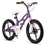 Royal Baby Kinderfahrrad Jungen Mädchen Space Shuttle Magnesium Fahrrad Stützräder Laufrad Kinder...