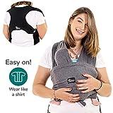 Koala Babycare Baby Tragetuch-Leichtes Anziehen (Easy-On) - Unisex - Babytrage Neugeborene -...