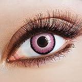 Open your Eyes Kontaktlinsen farbig Fun Farbkontaktlinsen |DIA: 14.50 mm | Material: Polyhema |...