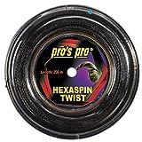 Pro Tennissaite Hexaspin Twist für Spin 200m 1.30mm