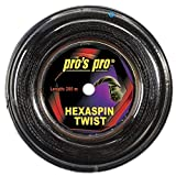 Pro Tennissaite Hexaspin Twist fr Spin 200m 1.30mm