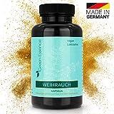 Green Essence ® Weihrauchkapseln - [140x] Kapseln Mit Jeweils 450mg Weihrauch Extrakt - Produziert...
