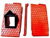 playmobil  - Ritterburg 3665 3666 3667 - Burg - 2 Dach Dachteile + Verbinder + Fensterrahmen