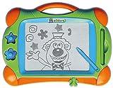 alldoro 68500 - Zeichentafel mit großem Display, Zauberzeichner mit Tragekoffer, Magnettafel ca....