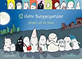 10 kleine Burggespenster gingen auf die Reise