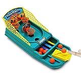 Mini-Basketball-Spiel Desktop-Tabletop Basketball Schießen Spiel Tragbarer Tischbasketballkorb Fun...