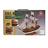 Jumbo Spiele D80621 Constructo H.M.S. Bounty Holzbausatz