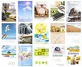 Edition Seidel Set 15 Kommunionskarten mit Umschlag - Glckwunschkarte zur Kommunion -...