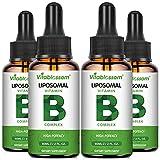Liposomaler Vitamin B-Komplex - Vitamine B1, B2, B3, B5, B6, B12, Biotin und Folsäure - Höhere...