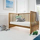 Silentnight Safe Nights Luxury Cot Bed Mattress Kinderbett-Matratze, Eco Comfort Faser, Toddler (70...