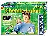 KOSMOS C2000 - Chemielabor, Laborausstattung mit Brenner, 260 Experimente und Einfhrung in die...