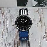 LYAO Ultradünne Leinwand Armband Digitaluhr, Britische Stil Männliche Und Weibliche Studenten...