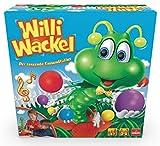 Goliath - Willi Wackel - lustiges Aktionsspiel - tanzender Tausendfüßler als...