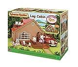 Sylvanian Families 4370 Blockhütte, Puppenhaus, Mehrfarbig