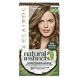 Clairol Natural Instincts Haarfarbe 7 Dunkelblond ohne Ammoniak