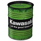 Nostalgic-Art - Kawasaki - Let the good times roll Spardose, Geschenke für Motorrad-Fahrer, als...