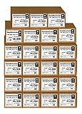 27 Pkt TORX - Spanplattenschrauben, verzinkt 3 x 20 bis 5 x 120, Holzschrauben, Schrauben