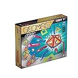 Geomag, Classic Glitter 532, Magnetkonstruktionen und Lernspiele, 44-teilig