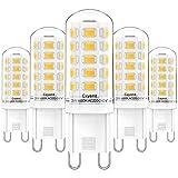 Cxyemt G9 LED Lampen 3W Ersetzt 28W 33W 40W Halogenlampen, Neutralweiß 4000K G9 LED...