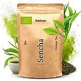 Premium BIO Sencha Grüntee von Steinberger | fein-herb aromatischer Grüner Tee | 250 g im...