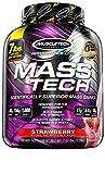 Weight Gainer Whey Protein Pulver, MuscleTech Mass-Tech Mass Gainer, Gewicht Zunehmen, Eiweißpulver...
