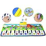 GAOYANZI Kinder Klaviermatte, Kleinkinder Kinderspielzeug Alter 1 2 3 4 5 Jahre Alte Mädchen Jungen...