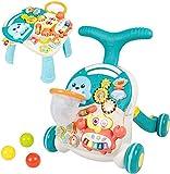 Lauflernhilfe für Jungen und Mädchen - Sit-to-Stand- lauflernwagen - lauflernhilfe für babys mit...