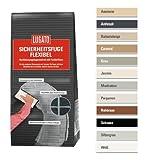 Lugato Sicherheitsfuge Flexibel 1 kg silbergrau - Fugenmrtel
