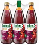 hohes C Plus Eisen - 100 % Saft, 6er Pack (6 x 1 l)