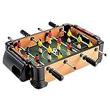 WANGIRL Combo 4 Zeilen Freizeit Spiel Erwachsene Tischkicker Tischfußball Mini Tischplatte...