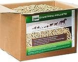 Jumbogras® Kleintier-Einstreu-Pellets Miscanthus/Elefantengras für...