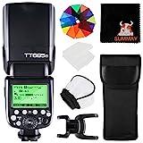 GODOX TT685F TTL 2.4G Wireless Blitz GN60 1/8000 HSS Blitzgerät Aufsteckblitz Speedlite