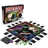 Hasbro Spiele E4816GC2 Monopoly Voice Banking, sprachgesteuerter Familienspiel ab 8 Jahren,...