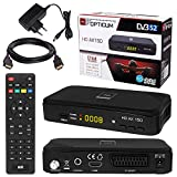 SATELLITEN SAT Receiver ✨ HB DIGITAL DVB-S/S2 Set: Hochwertiger DVB-S/S2 Receiver + HDMI Kabel mit...