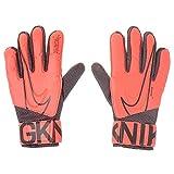 Nike Goalkeeper Match Handschuhe, Unisex Erwachsene XXXL Schwarz/Orange (Bright Mango/Black/Orange...