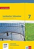 Lambacher Schweizer Mathematik 7 - G9. Ausgabe Hessen: Arbeitsheft plus Lösungsheft und...