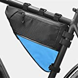 GHJGTL Fahrradrahmen-Tasche, Reflektierendes Road-Mountainbike-Top-Tube-Tasche Mit Hoher Kapazität,...