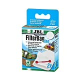 JBL FilterBag fine 6255100, Beutel für Aquarien-Filtermaterial, 2 Beutel