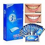 Aiooy White Strips 28pcs Zahnaufhellung Zahn Bleaching Strips fr Weiere Zhne Zahnwei Streifen mit...