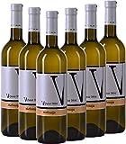Vipava 1894 Weißwein Malvazija 2019, (6 x 0,75 l), von Hand gelesener trockener Weißwein