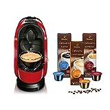Tchibo Cafissimo Pure Kapselmaschine (fr Kaffee, Espresso, Caff Crema und Tee) (inkl. 30 Kapseln,...