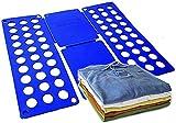 CFeng Faltbrett für Kleidung, einfaches T-Shirt-Faltbrett, schneller Wäsche-Organizer, 40 x 16 x 1...